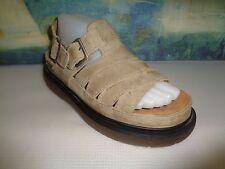 CANDIES Womens Beige Gladiator Sandal Shoe 7.5M