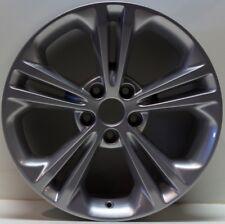 "SET OF 4 Ford Taurus 2013 - 2017 OEM 18"" Wheels Bright Silver 3922 DG1Z1007C"