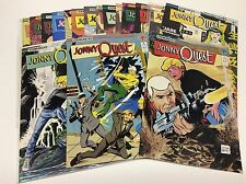JOHNNY QUEST#1-31 (COMICO/1986/HANNA BARBERA/FUTURE QUEST/0716226) SET LOT OF 17