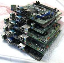 5x Assorted 2nd Gen Desktop Motherboards | Samples: D28YY, 03T6014, P8B75-M