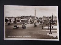 Ansichtskarte Paris La Place de la Concorde - 01766