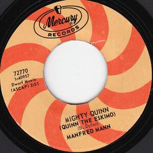 "MANFRED MANN - Mighty Quinn 7"" 45"