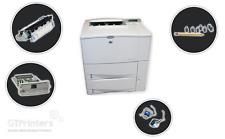 HP LaserJet 4100TN Printer Remanufactured - pick up rollers > Solenoids > fuser