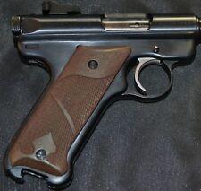 Ruger Mark II pistol Grips mink color plastic