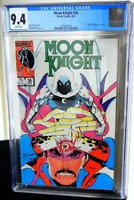 Moon Knight #36 Doctor Strange Appearance CGC NM 9.4 White Pages 3767667014