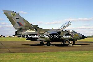 RAF 9 Squadron Panavia Tornado GR.1 ZD739/AC (1986) Photograph