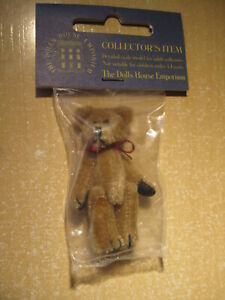 DOLLS HOUSE EMPORIUM TEDDY BEAR - 3504