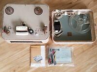 Vintage 1950's Sony Transistor Tapecorder Model #101 Reel to Reel