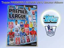 Topps Premier League 2013 Sticker Album neuf vide Football Panini Merlin Man Utd