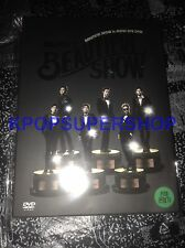 BEAST - Beautiful Show in Seoul Live 3 DVD + Photobook Korea Version Great B2ST