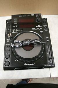 Pioneer CDJ-900 Professional Multi-Player Turntable - Used - Black