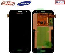 Vitre Tactile Noir Ecran Lcd Samsung Galaxy J1 2016 SM-J120F Original