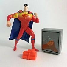Superman X-Ray Vision Figure with Throwing Arm Action Kenner 1998