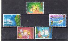 Gran Bretaña Navidad serie del año 1987 (CQ-514)