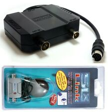 LABGEAR IO-LINK / SYNC / BOX RF MODULATOR OUTPUT 4 SKY HD BOX + SLX MAGIC EYE