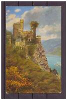 Ansichtskarte - Burg Rheinstein