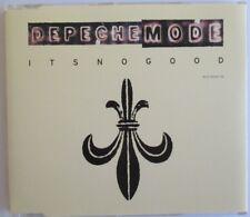 "DEPECHE MODE - 2 TRACKS PROMO SINGLE CD ""IT'S NO GOOD"""