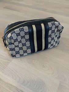 Gucci bag pouch wash bag 100% authentic
