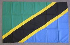 TANZANIA FLAG - 1970s Vintage Official US Government Military Issue & Embassy
