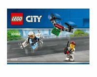 LEGO® CITY - 30362 Sky Police Jetpack POLYBAG,   NEU & OVP