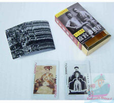 Collecting Playing card/Poker 54 The Old Photos of 1900s Chinese IMPERIAL PALACE