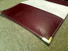 Book Cover FAUX LEATHER 11