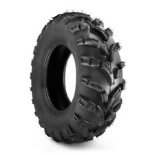 4 NEW TRAIL FIGHTER ATV TIRES 2 25X10-12 AND 2 25X8-12 FRONT REAR PACKAGE DEAL!