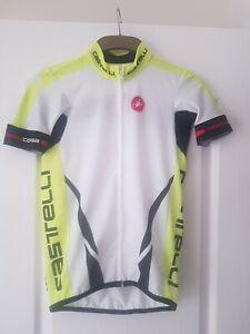 Castelli Cycling Jersey Size S