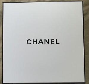 Chanel Box Empty
