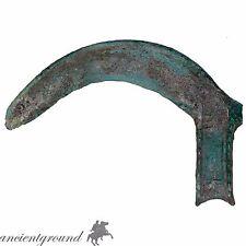 MUSEUM QUALITY EUROPEAN BRONZE AGE SCYTHE 2500-1500 BC