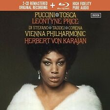 Leontyne Price - Tosca [New CD] With Blu-Ray Audio, Deluxe Edition
