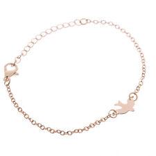 Fashion Bird Pendant Charm Chain Bracelet Baby Bird Couple Friendship Gifts CA