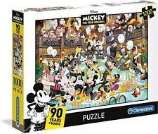 Clementoni 1000 Piece Jigsaw Puzzle Disney Gala