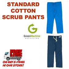 Used Scrubs Pants Bottoms Medical Unisex Cintas Landau Cherokee Dickies