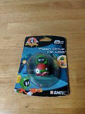 Vintage Emtec Files Storage Device 8 GB 90's Looney Tunes 8 GB USB Flashdrive