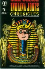 YOUNG INDIANA JONES CHRONICLES # 1 (Dan Barry) (États-Unis, 1992)