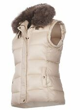 Baleno Beverly women's XL measured bodywarmer with Thinsulate & removable fur