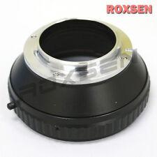 Hasselblad Lens to Pentax K PK adapter K10D K-7 K-x K-r