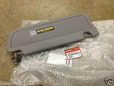 Genuine OEM Honda Civic Driver's Warm Gray NH686L Sunvisor 09-11 83280-SNA-A01ZE