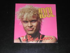 Billy IDOL To be a Lover 45 tours / SP 1986