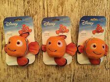 Lot Of 3 Disney Noggins-Finding Dory-Nemo