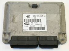 VW POLO 2001 6N2 1.4 16 V APE CENTRALINA ECU 036906034BE 036 906 034 e