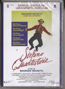 Stefano Quantestorie, dvd nuovo, Maurizio Nichetti