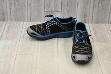 MBT Dynamic Athletic Shoes - Men's Size 8-8.5 - Black/Blue