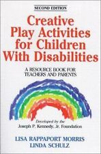Creative Play Activities for Children With Disabilities: A Resource-ExLibrary
