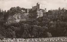 Ansichtskarte - Bad Kösen / Die Rudelsburg