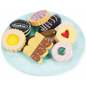 Honeybake Biscuits and Plate Set