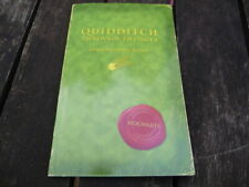 Quidditch Through the Ages - 1st First Edition Harry Potter Book - Comic Relief