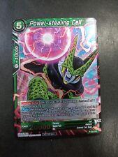 DRAGONBALL SUPER CARD GAME POWER-STEALING CELL FOIL MINT P-023 PR