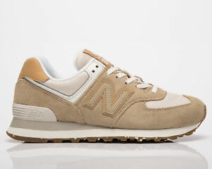 New Balance 574 Men's Incense Angora Casual Athletic Lifestyle Sneakers Shoes